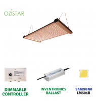 OziStar Quantum Board Led 240w +UV/IR FULL SPECTRUM
