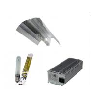 POWERPLANT DIGITAL 600W BALLAST /LAMP AND SHADE