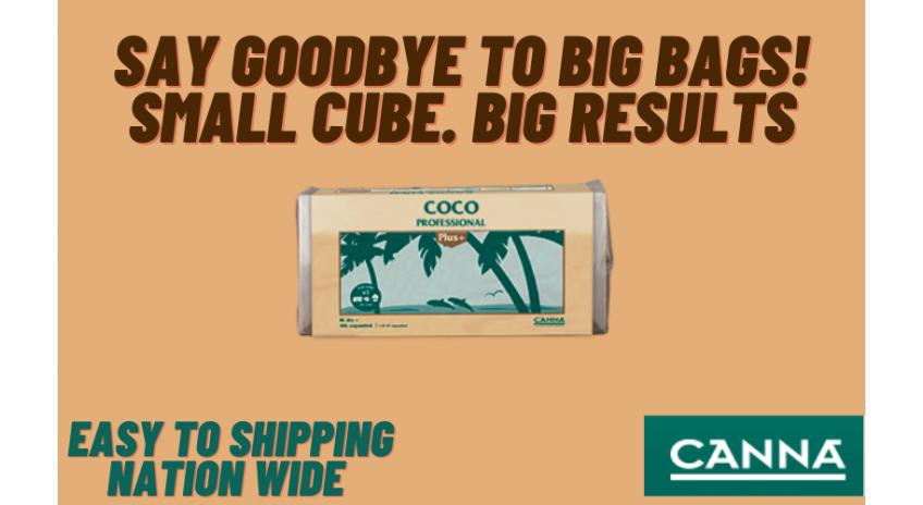 canna coco cube