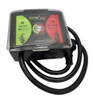 Time-Tastic Grow and Bloom Timer 2400w 30amp H/Duty Breaker