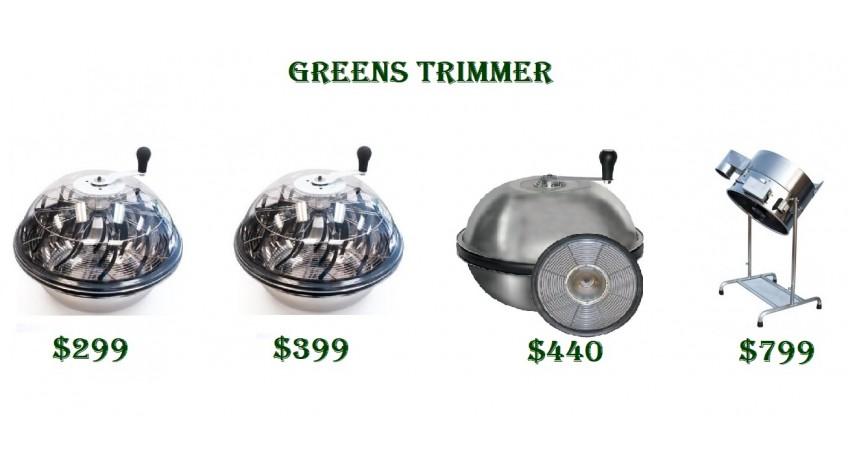 Green Trimmer