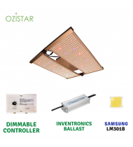 OziStar Quantum Board Led 480w +UV/IR FULL SPECTRUM