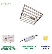 OZiSTAR GROW  8 BAR LED 630 W