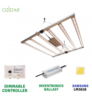 OZiSTAR GROW 6 BAR LED 630 W