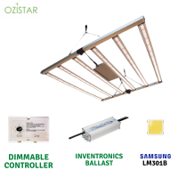 OZiSTAR GROW 6 BAR LED 630 W