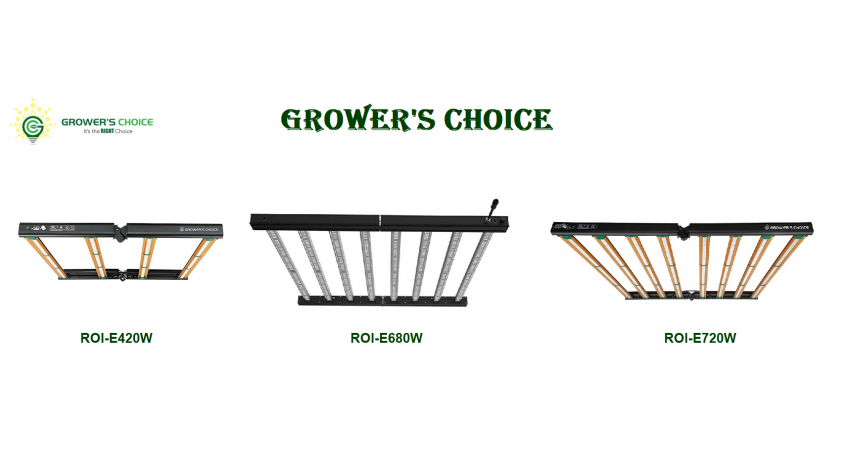 GROWER CHOICE LED