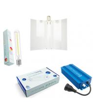 Intro Gro 600W Digital Ballast / Lamp & Shade  For HPS| MH