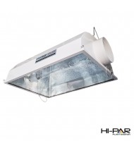 HI-PAR DUAL HPS & CMH AIR-COOLED REFLECTOR - E40