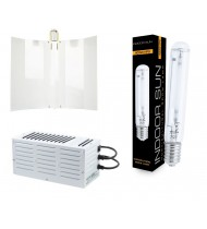 HORTITEK MAGNETIC 400W BALLAST / LAMP & MEDIUM SHADE