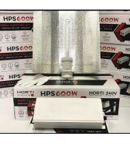 HORTIVISION 600W HPS DIGITAL LIGHTING KIT
