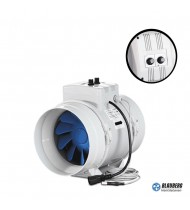 BLAUBERG TURBO G MIXED FLOW FAN  150MM