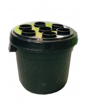 HERBS / CLONING KIT WITH 7 POTS