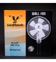 Seahawk wall fan 40 cm 16 inch