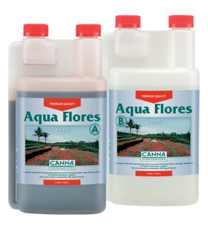 CANNA AQUA FLORES A+B 1LT