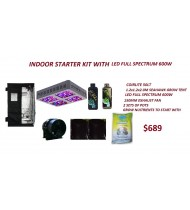 INDOOR STARTER KIT WITH LED