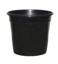 BLACK STANDARD POT 250MM 8.1L