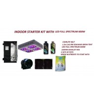INDOOR STARTER KIT WITH VIPARSPECTRA LED 600W