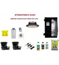 INDOOR STARTER KIT WITH UFO LED 300 W