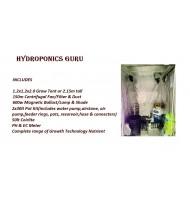 Hydroponic 1.2x1.2x2M Complete Kit