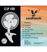 Seahawk Clip Fan 150mm