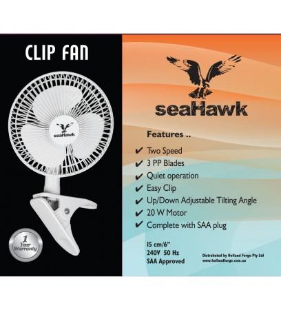 Seahawk Clip Fan 150mm