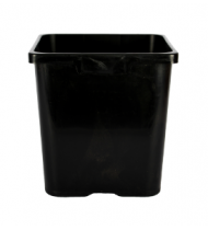 Square Pot 300mm Solid
