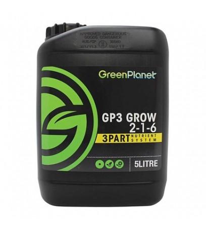 Green Planet Grow 5Lt