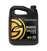 Green Planet Massive Bloom Formulation 5 L