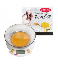 CHEF'S AID KITCHEN SCALE