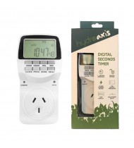 HYDROAXIS DIGITAL SECONDS TIMER